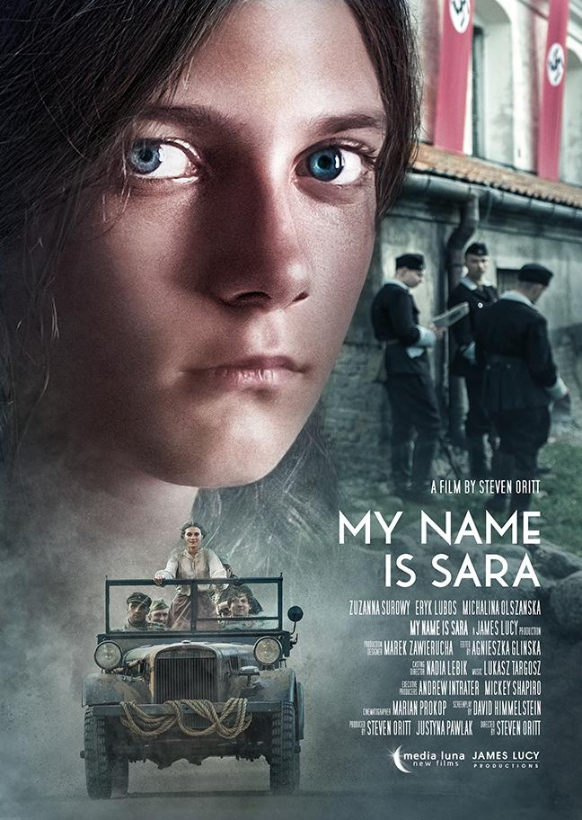 My Name Is Sara kapak