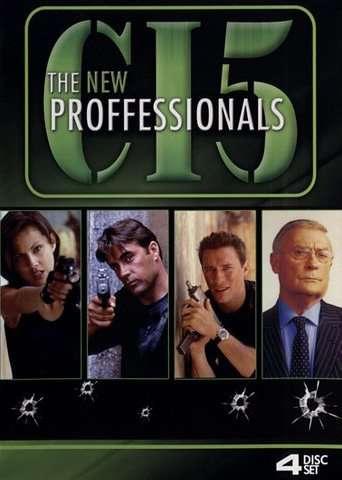 CI5: The New Professionals kapak