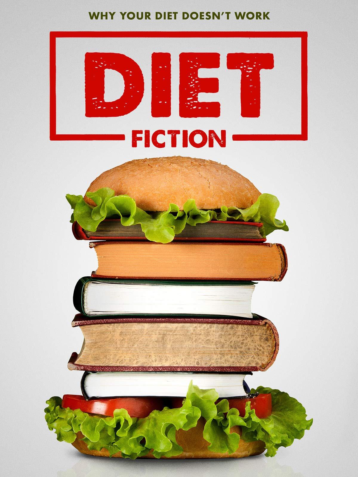 Diet Fiction kapak
