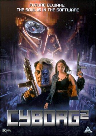 Cyborg 2: Glass Shadow kapak