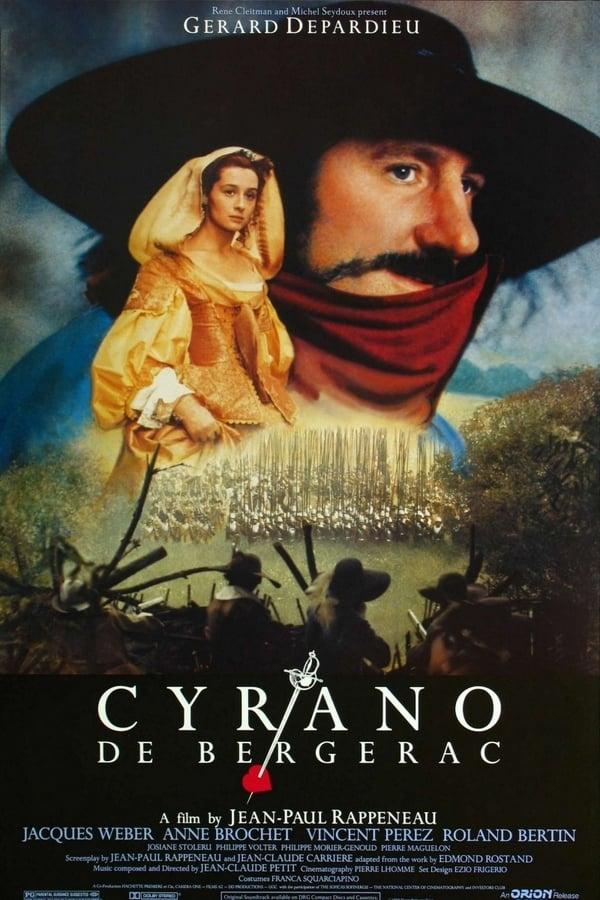 Cyrano de Bergerac kapak