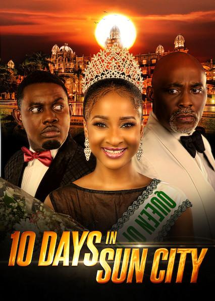 10 Days in Sun City kapak