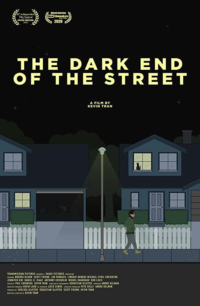 The Dark End of the Street kapak