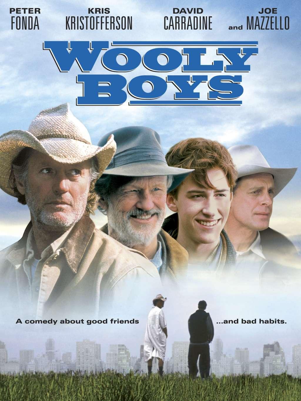 Wooly Boys kapak