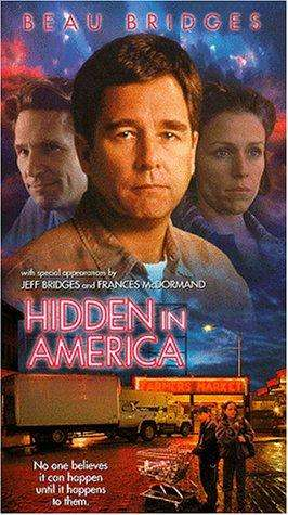 Hidden in America kapak
