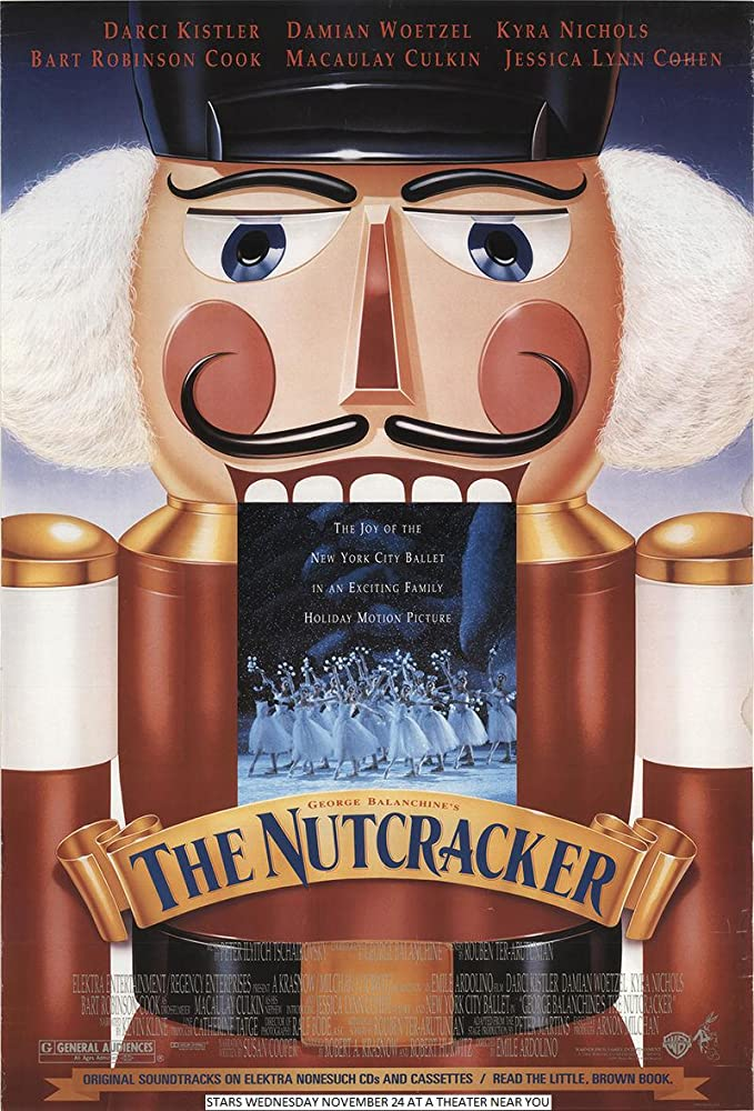 The Nutcracker kapak