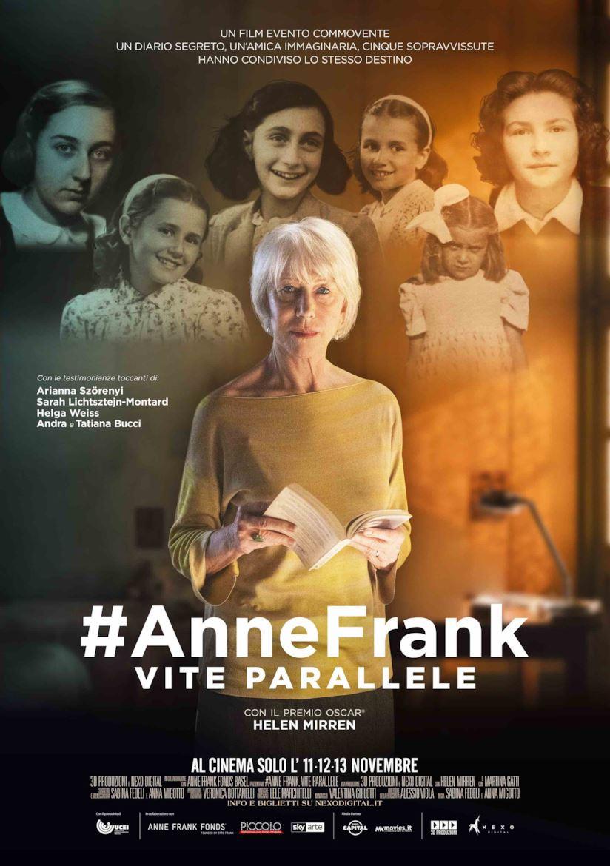 #Anne Frank Parallel Stories kapak