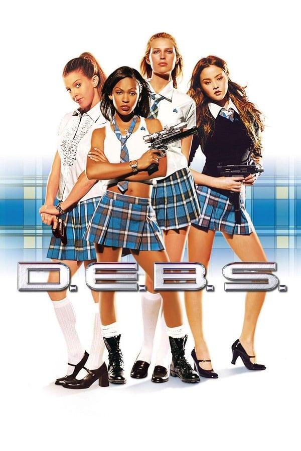 D.E.B.S. kapak