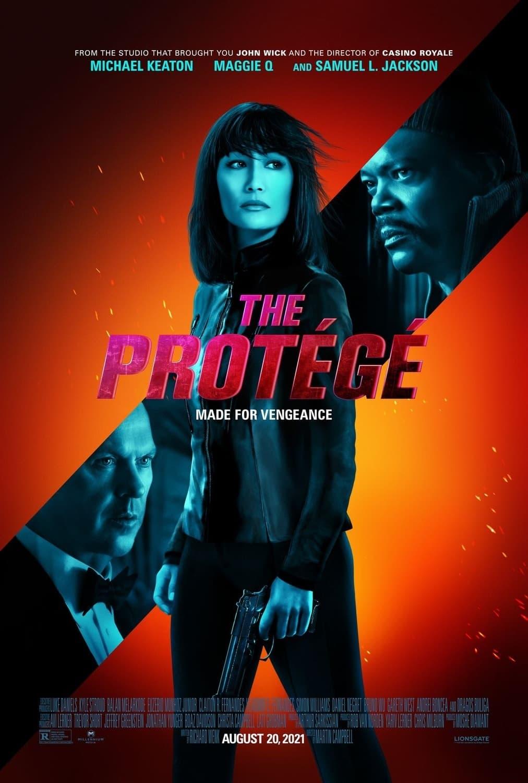 The Protege kapak