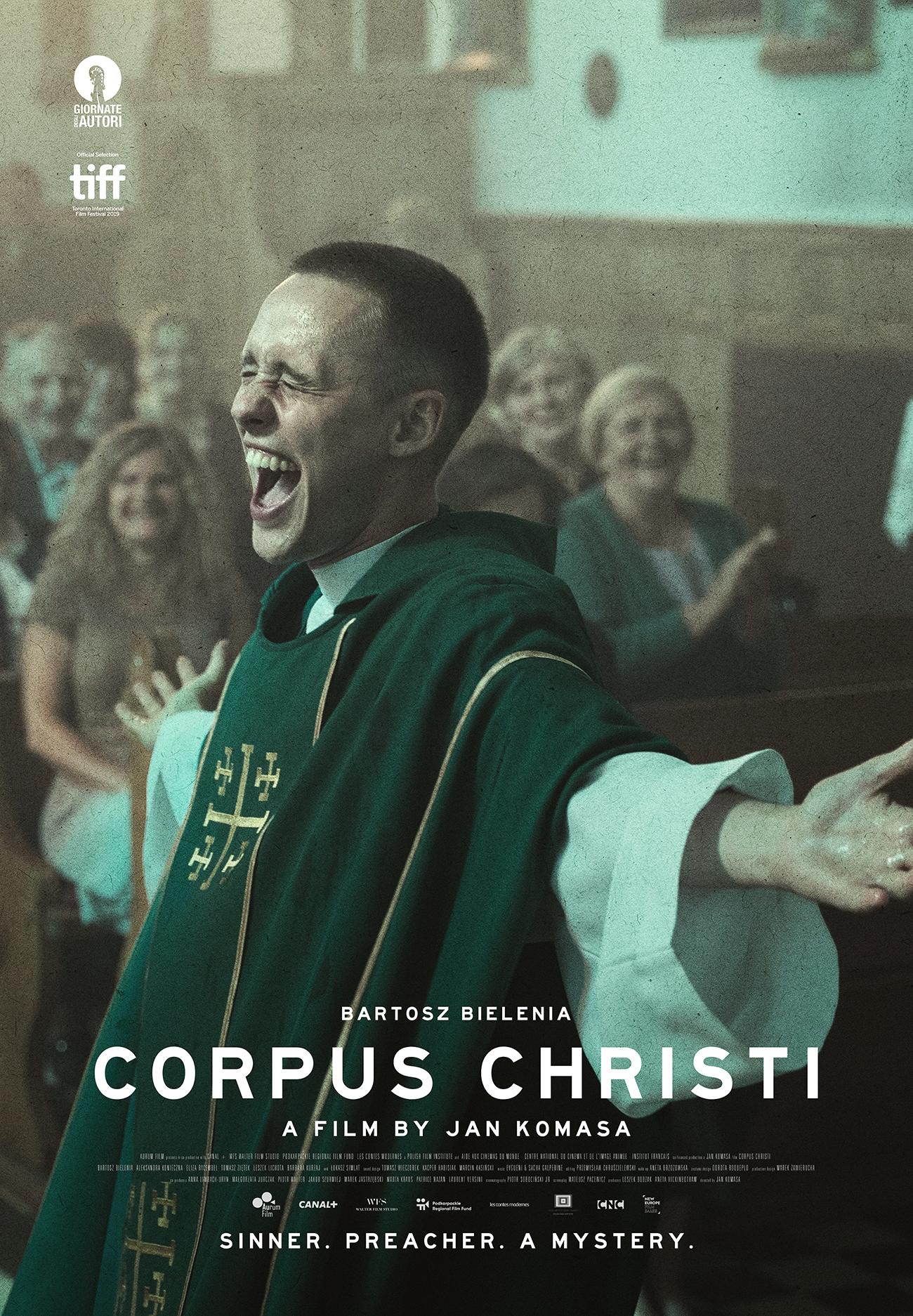 Corpus Christi kapak