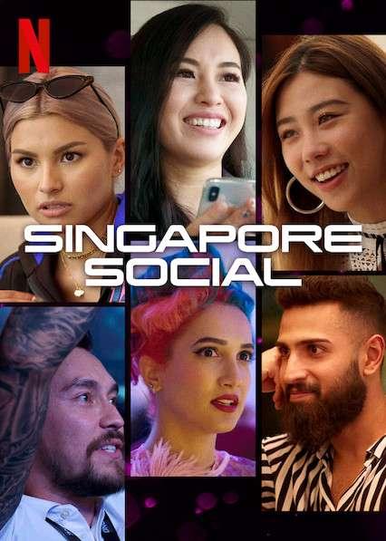 Singapore Social kapak