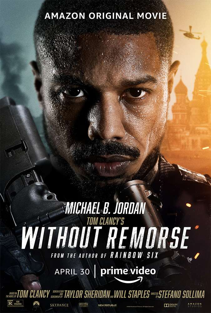 Tom Clancy's Without Remorse kapak