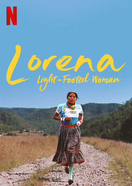 Lorena, Light-footed Woman kapak