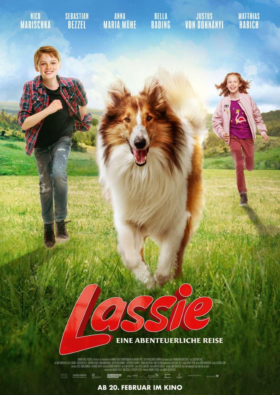 Lassie Come Home kapak
