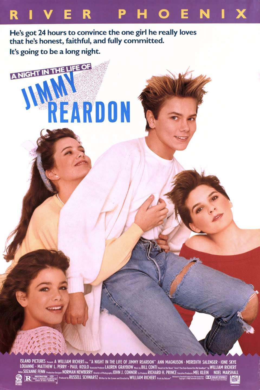A Night in the Life of Jimmy Reardon kapak