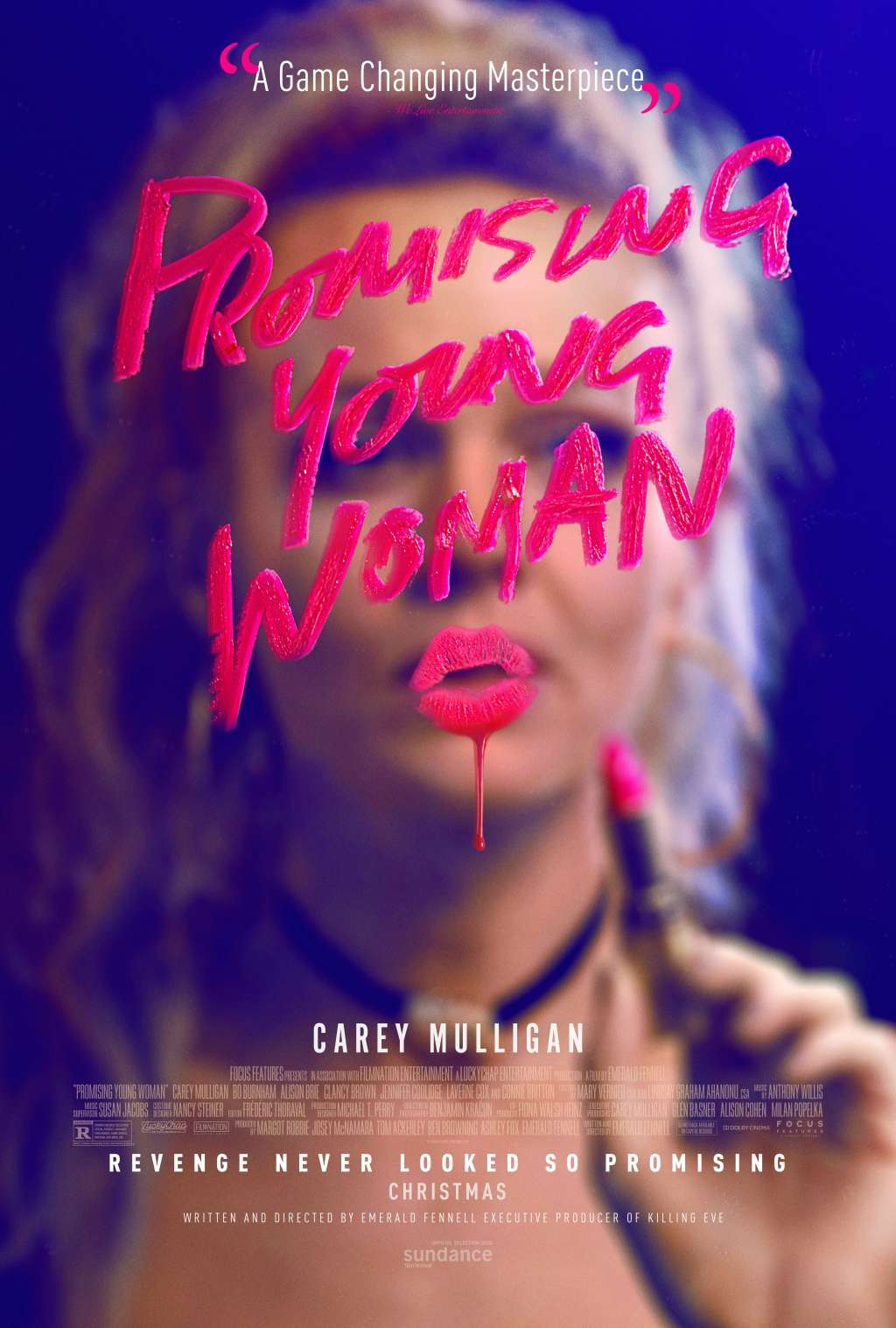 Promising Young Woman kapak