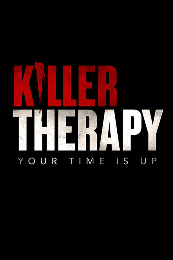 Killer Therapy kapak