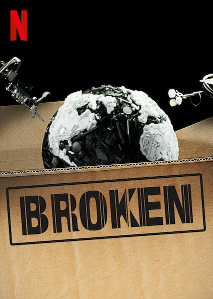 Broken kapak
