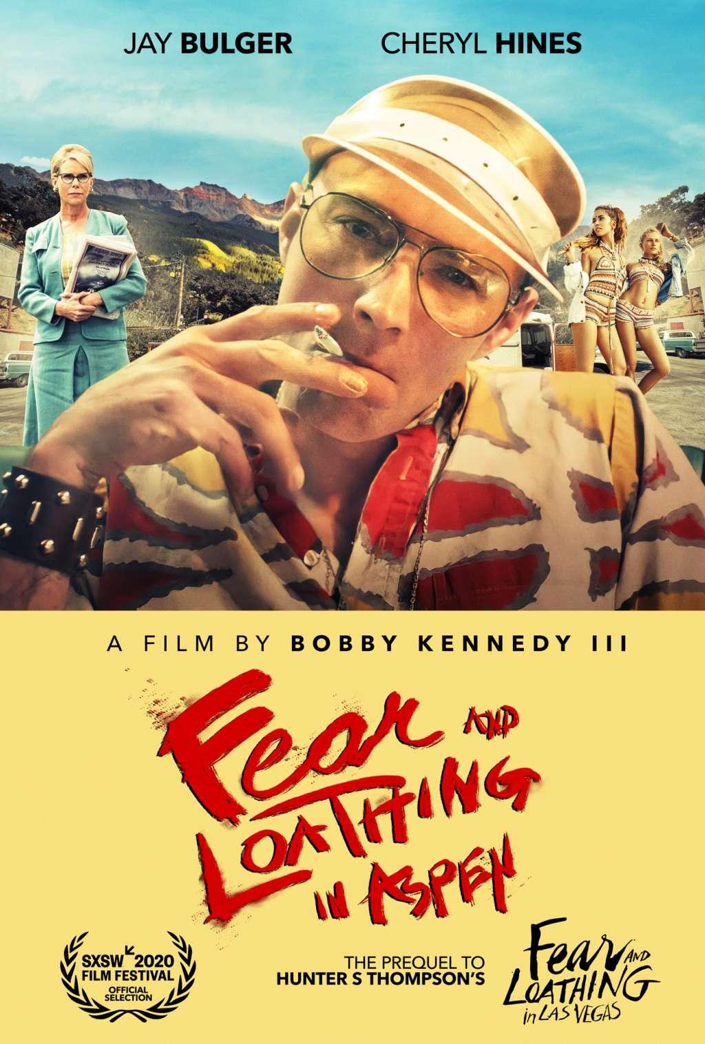 Fear and Loathing in Aspen kapak