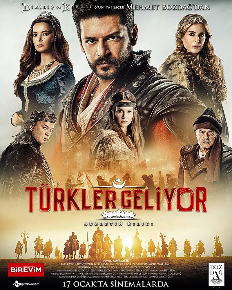 Türkler Geliyor: Adaletin Kılıcı kapak
