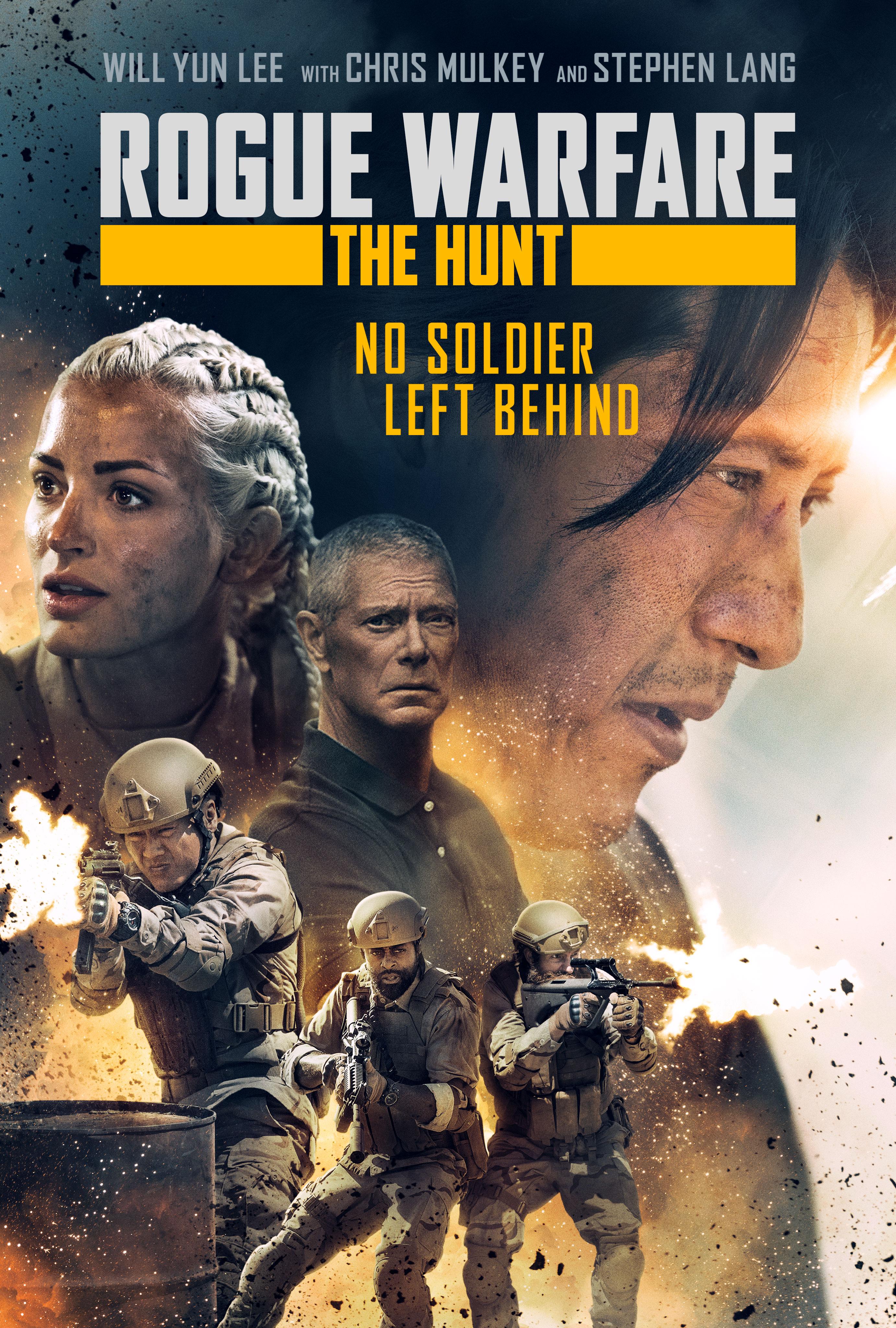 Rogue Warfare 2: The Hunt kapak