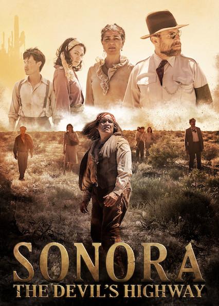 Sonora, the Devil's Highway kapak