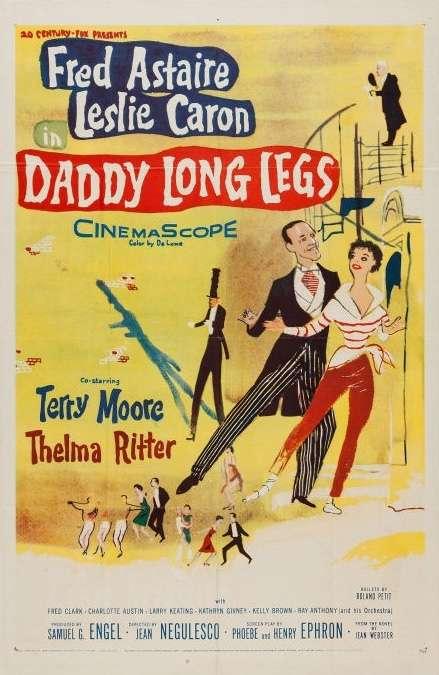Daddy Long Legs kapak