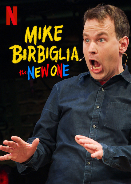 Mike Birbiglia: The New One kapak