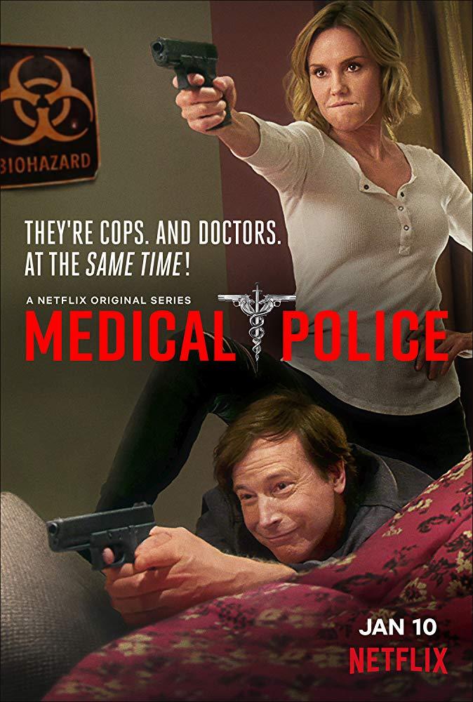Medical Police kapak