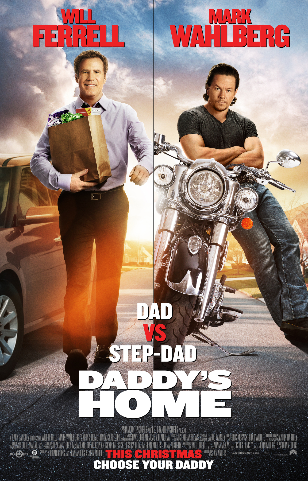Daddy's Home kapak