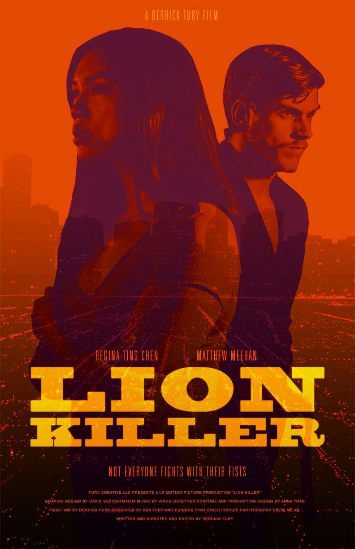 Lion Killer kapak