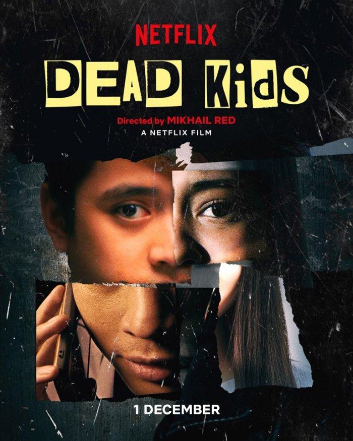 Dead Kids kapak
