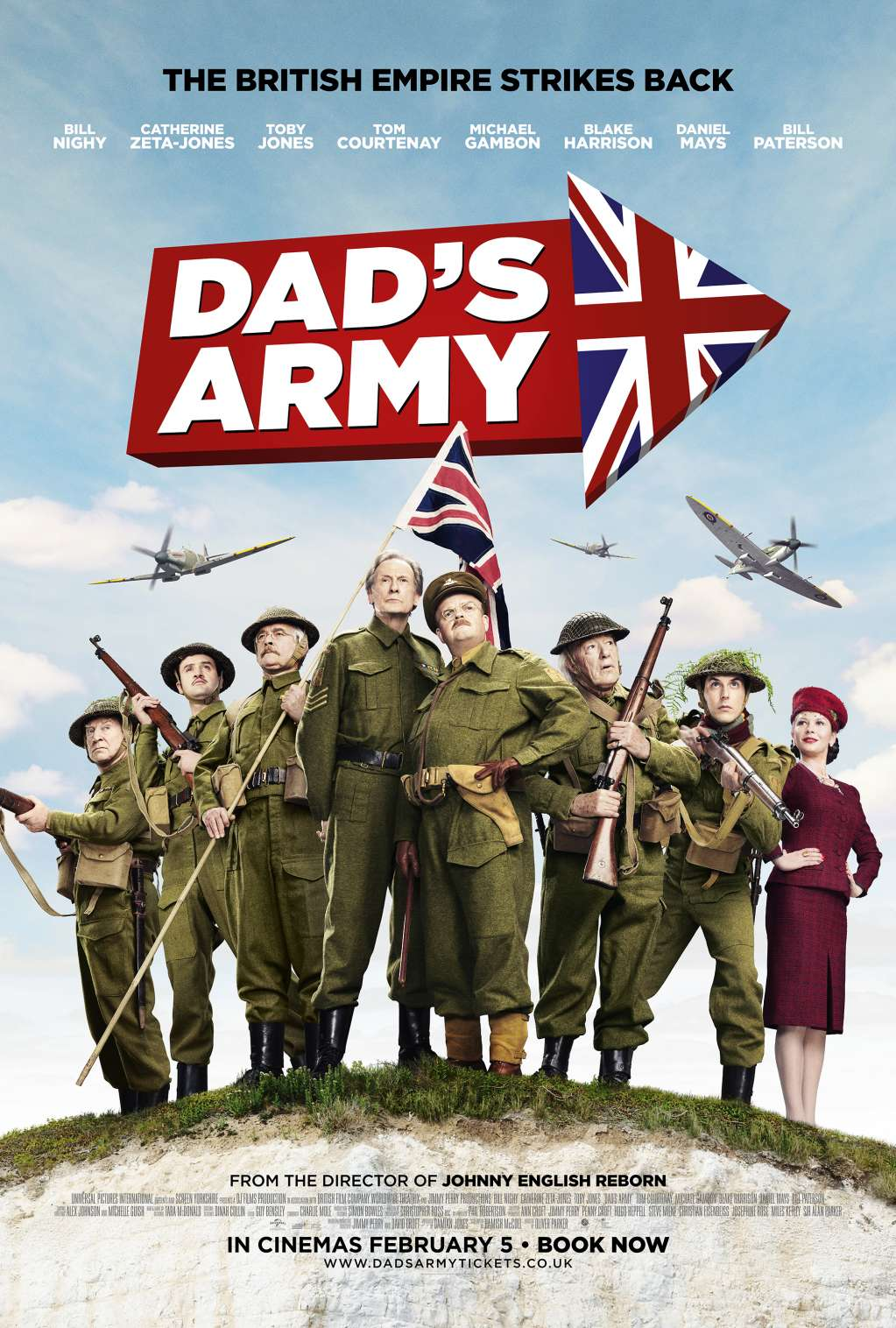Dad's Army kapak