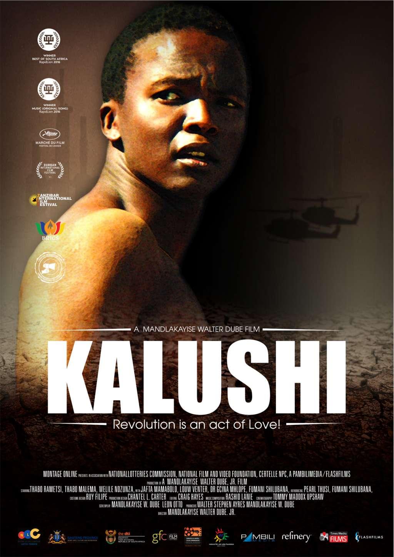 Kalushi: The Story of Solomon Mahlangu kapak