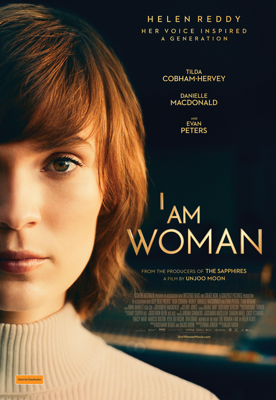 I Am Woman kapak