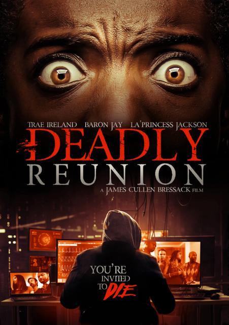 Deadly Reunion kapak