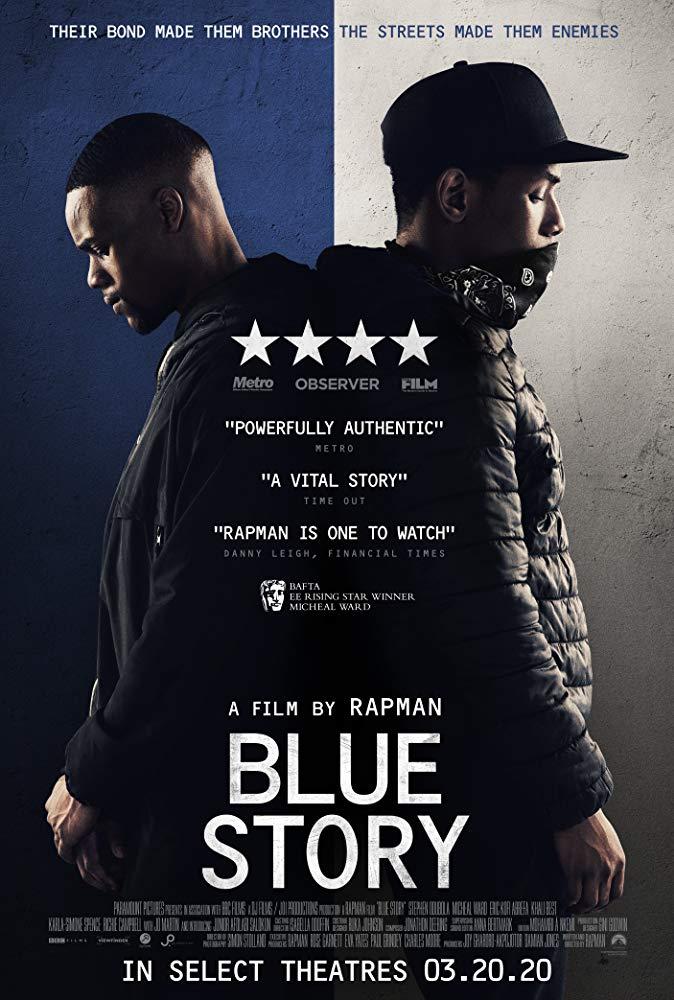 Blue Story kapak