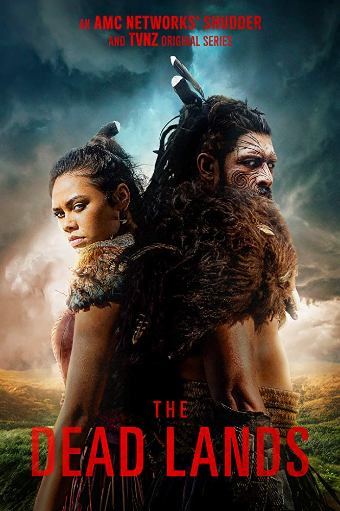 The Dead Lands kapak