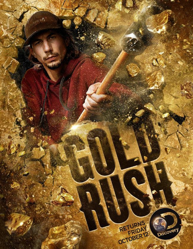 Gold Rush: Alaska kapak