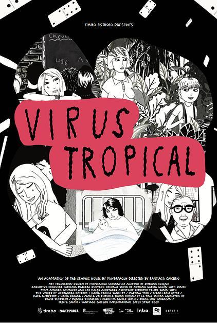 Virus Tropical kapak
