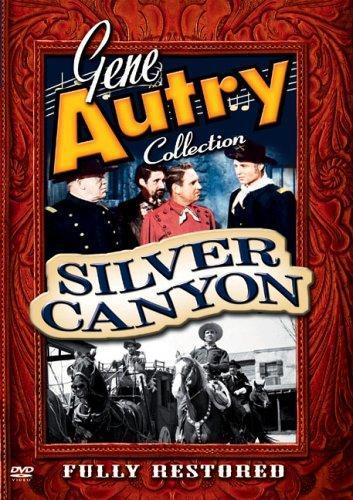 Silver Canyon kapak