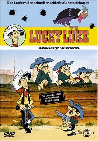 Lucky Luke kapak