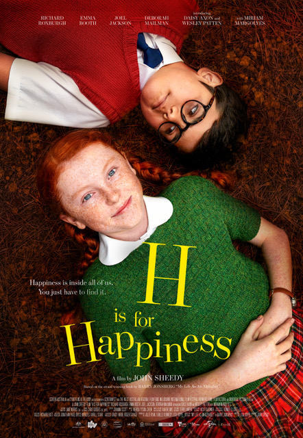 H is for Happiness kapak