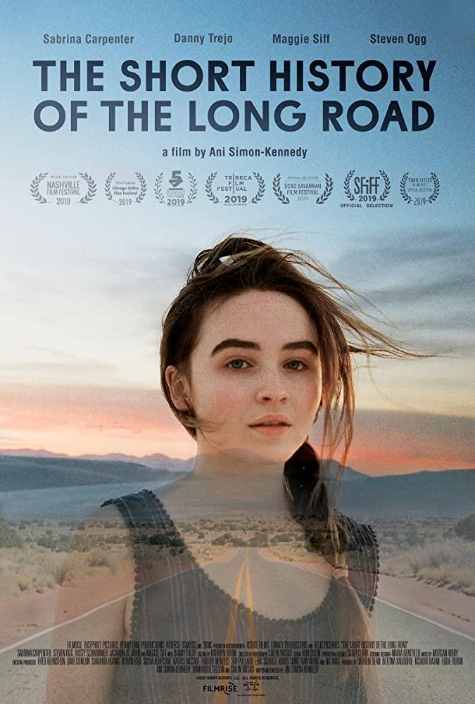 The Short History of the Long Road kapak