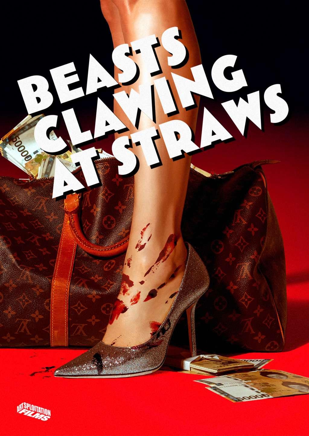 Beasts Clawing at Straws kapak
