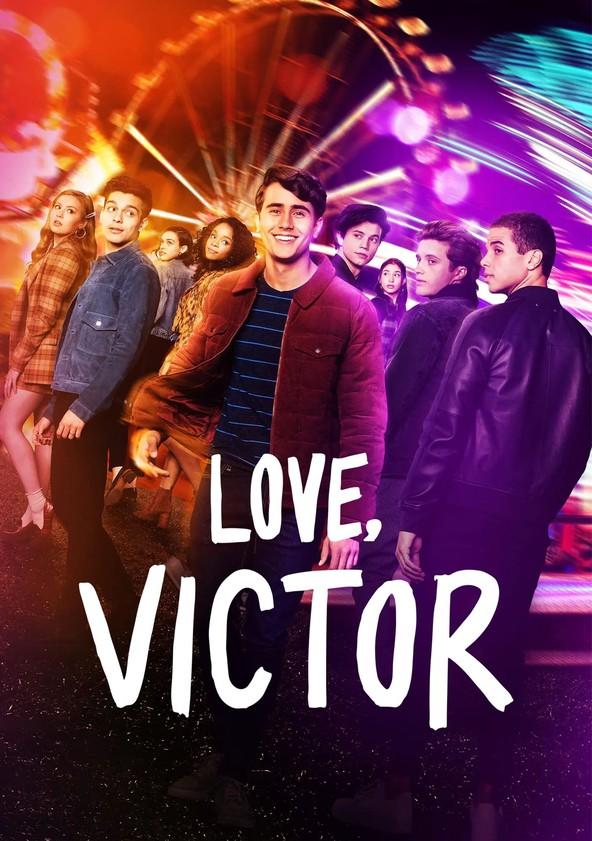 Love, Victor kapak