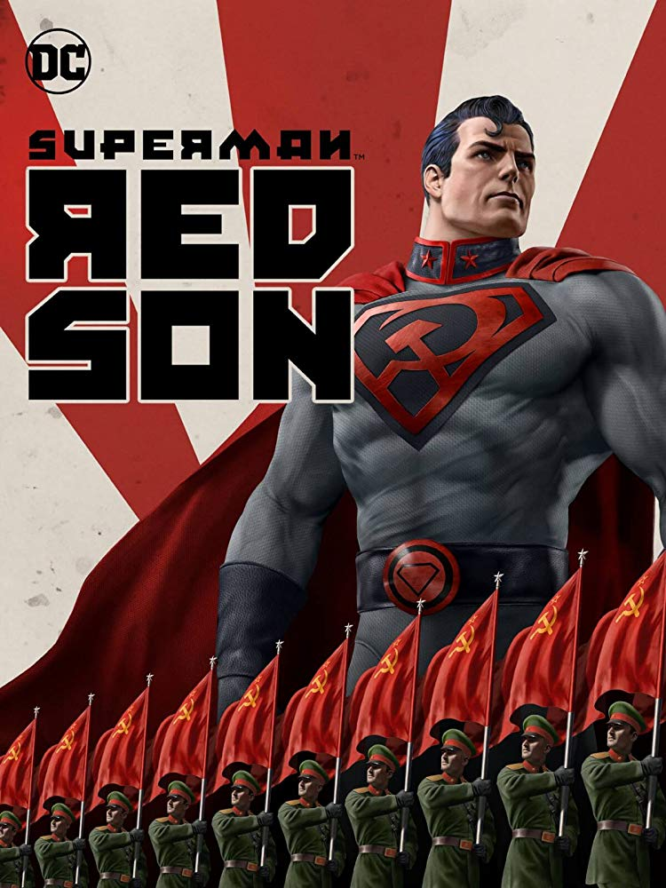 Superman: Red Son kapak
