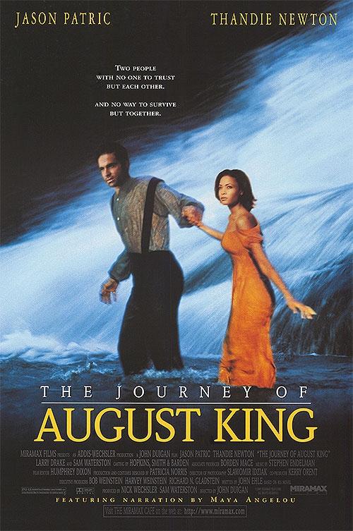 The Journey of August King kapak