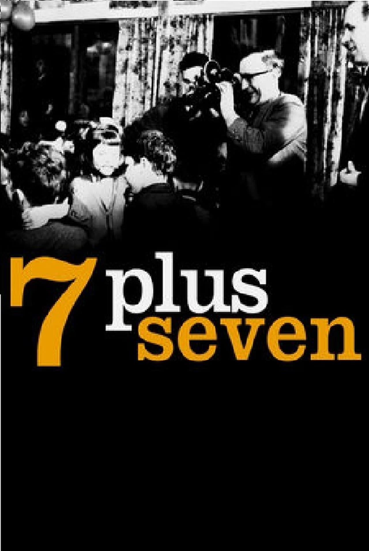 7 Plus Seven kapak