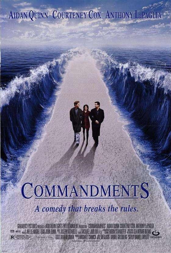 Commandments kapak